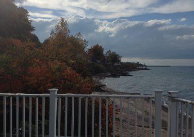 Shores of Lake Erie